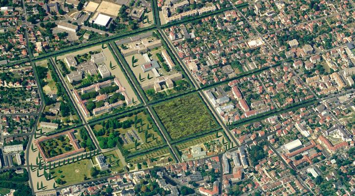 futur quartier de l'Hopital à Limeil Brevannes