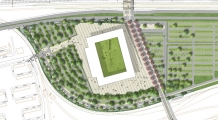 Quartier du Grand Stade au Havre