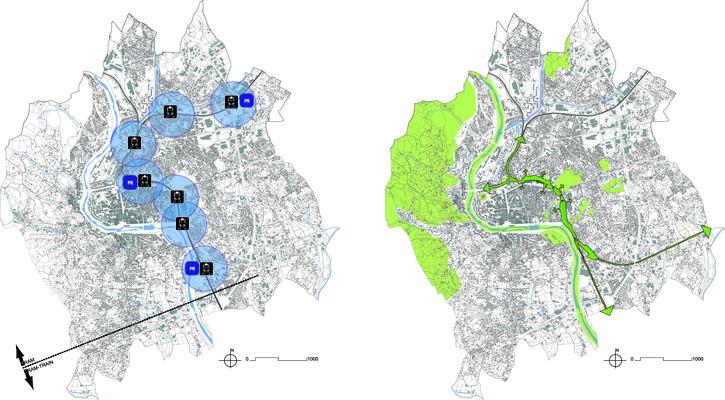 Schémas de fonctionnement territoriaux